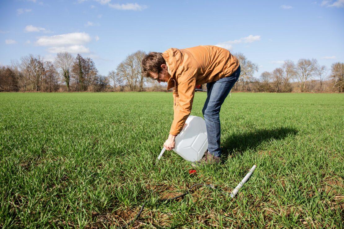 les résultats au champ confirment ceux des laboratoires de recherche publics sur les effets de best a sur le soja